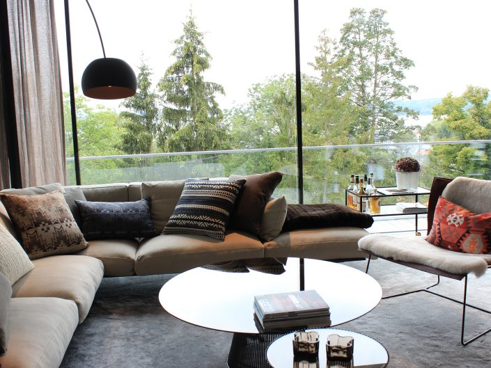 Penthouse Ammersee, Privathaus